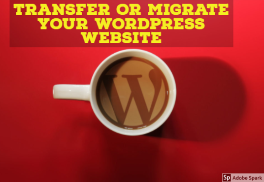I will transfer, migrate or move your WordPress website to new host