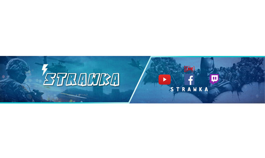 I will do your Youtube and Facebook banner