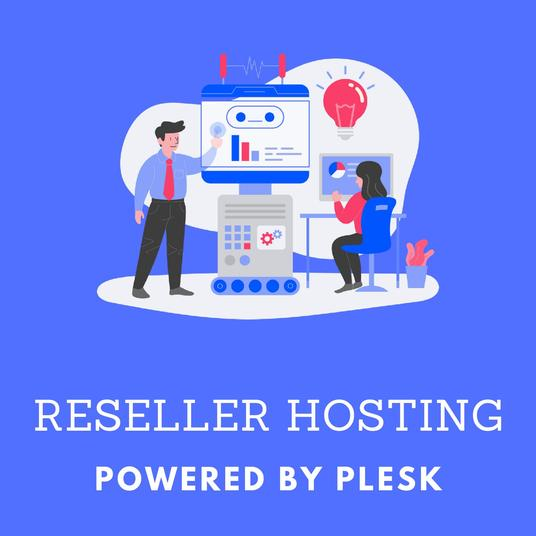 I will provide Reseller Hosting - Linux / Windows - with Plesk Obsidian Web Host Ed. for 365 Days