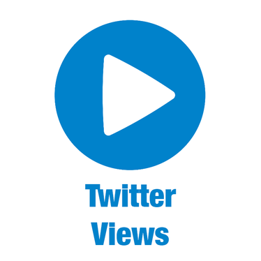 add you 1500 Twitter Video Views