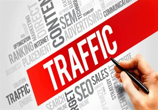 I will Provide Organic Website SEO Traffic 1,500