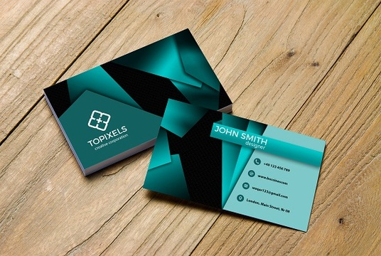 design a Professional Business Card within 24 hours