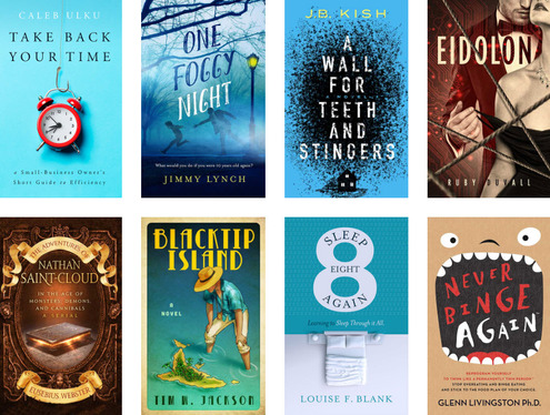 create a Great Looking Book Cover Design