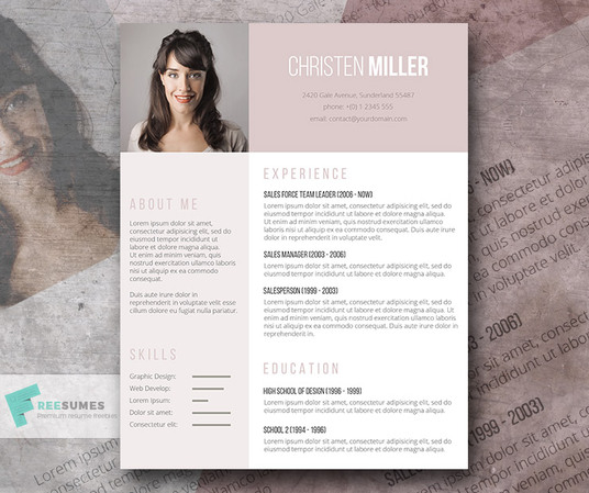 I will Design a Professional Resume
