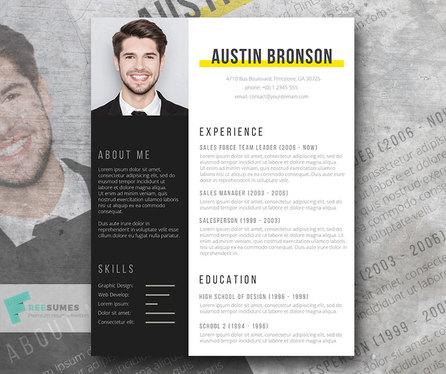 Design a Professional Resume