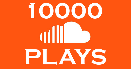 I will add 10,000+ soundcloud plays