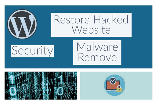 I will remove malware and improve WordPress security