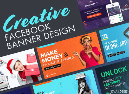 I will create amazing Facebook cover