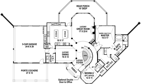 create any architectural floor plan drawing