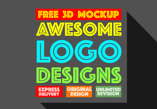 I will design amazing logo for your company