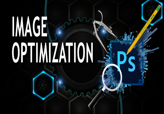 I will do image optimization for search engine