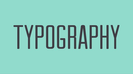 create a typography video for you