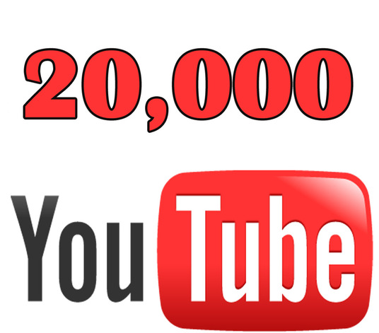 I will Give You High Quality 20,000+You tube views