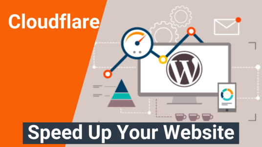 I will Speed Up Your Website By Cloudflare CDN
