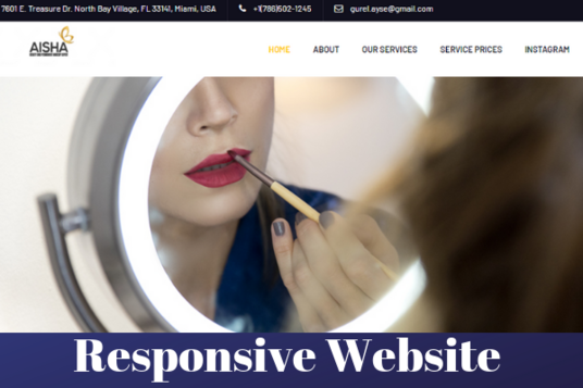 I will Create Responsive WordPress Website