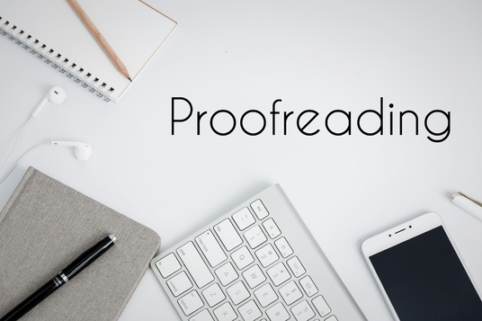 I will proofread, comment on and edit up to 1000 words in English