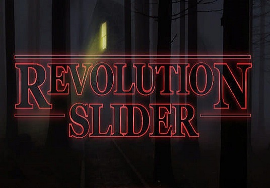 I will  create a slider with revolution slider