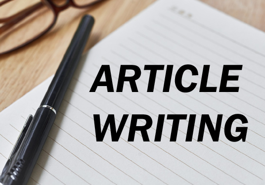 I will write 1000 word unique article for your website