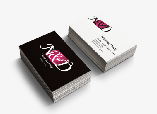 I will Design 2 Outstanding Business Card Design Print Ready