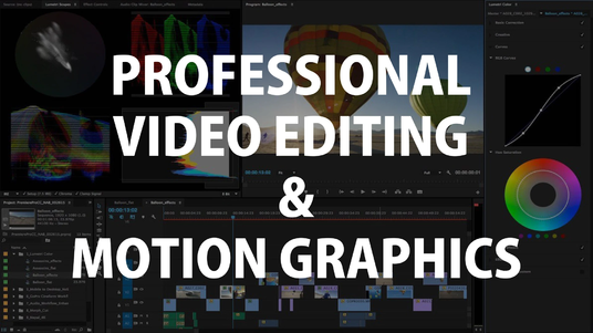 Do Cinematic Video Editing And Motion Graphics