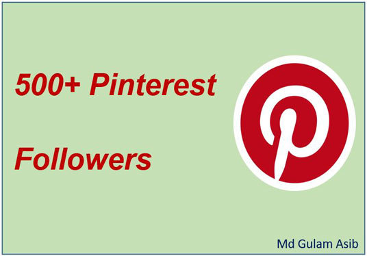 cccccc-provide 500+ Pinterest followers
