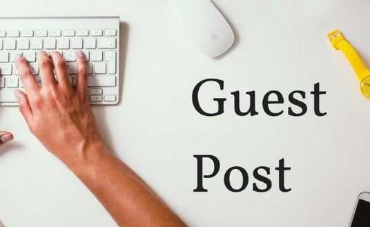 Publish a guest post on Usupdates. Com