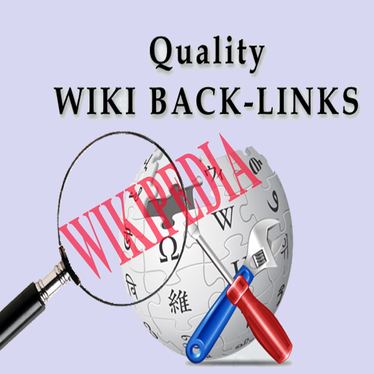 Create High Authority Wikipedia Backlink  for your website