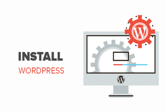 I will install & setup WordPress