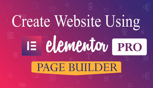 I will Create Wordpress Website With Elementor Pro Builder