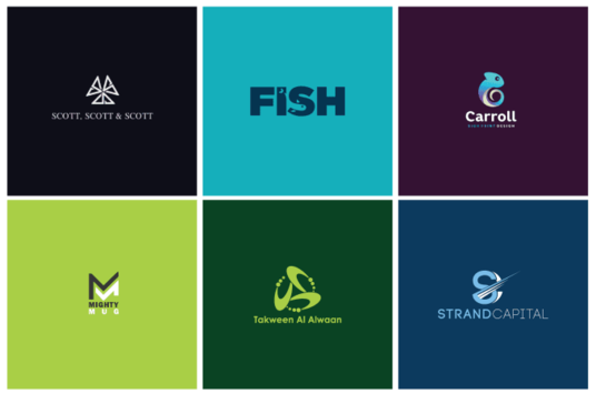 I will Design Modern, Flat And Minimalist Logo For You