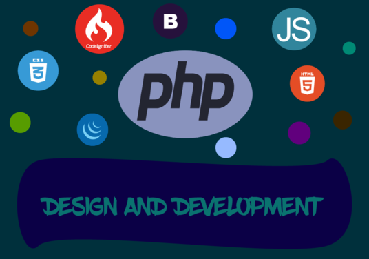 I will build dynamic website using php,javascript,html and css