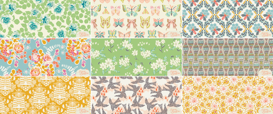 I will Design Seamless Patterns and Textile Print Patterns
