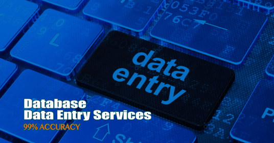 I will do Data Entry, Web Research for You