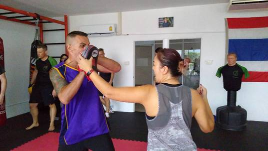 teach you highly effective Self-protection, Martial Arts and/or Combat Fitness techniques