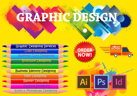 I will be your Personal Professional Graphic Designer