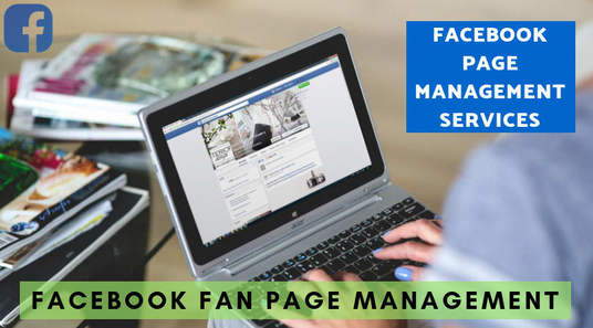 I will Manage Your Facebook Page One Week