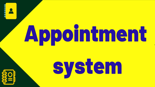 I will setup your appointment system within 1 Day