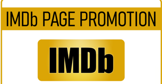 I will do best promotion for your imdb page to get more visitors
