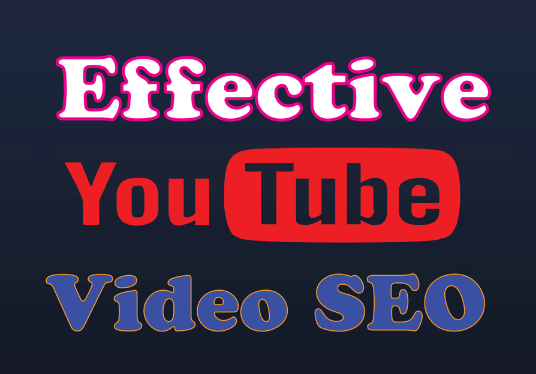 I will do YouTube Video SEO
