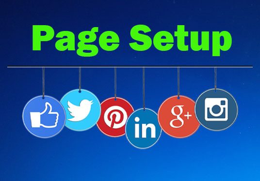 I will Creat Social Media Account or Business Page Set Up