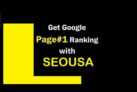 I will Improve the chances of Your Website Ranking on The First Page of Google