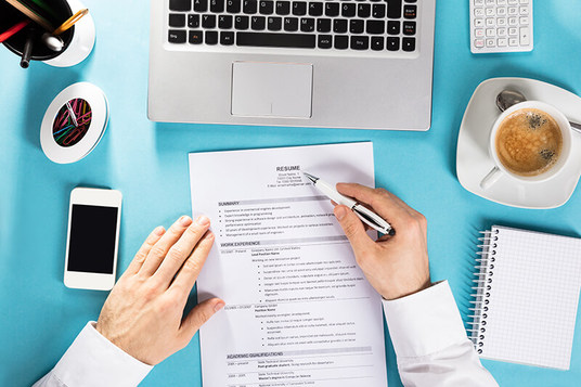 create your CV within 24 hours