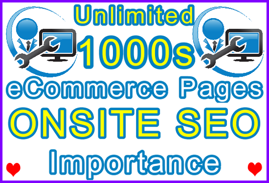 I will Set up Unlimited Web Pages with Onsite SEO Importance, Any CMS or Website Type