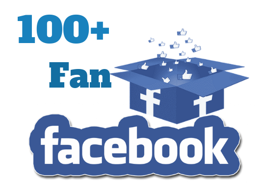 I will Add 100+ Real Facebook Likes