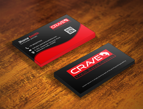cccccc-design professional business card in 24 hours