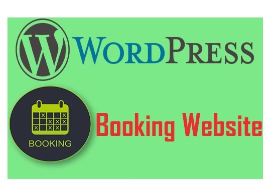 I will Create WordPress Booking Website Or Add WordPress Booking System