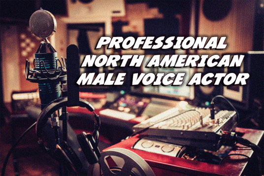 deliver a 50-word commercial voiceover with my North American professional voice