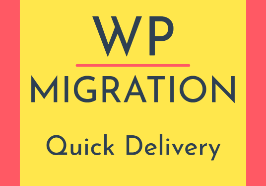 Transfer Your WordPress To New Host Or Domain Within A Day