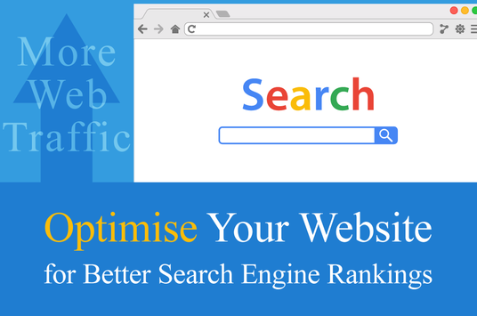 I will Seo Optimise and Fix your Website for better Google Ranking