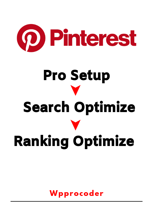 I will Set Up Or Update Your Pinterest Profile With Search Optimized Boards